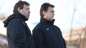 Вили Вуцов: Първенството беше решено много преди загубата на Левски в Разград
