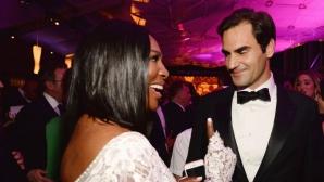 Федерер и Серина отказаха участие във Висшата лига заради пари