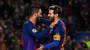 Барселона - Борусия (М) - 0:0 (гледайте на живо)