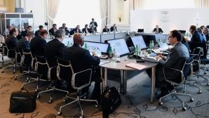 Рокади на ръководни постове в МОК