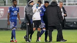 Вратарят на Лион до последно под въпрос за мача със Севиля