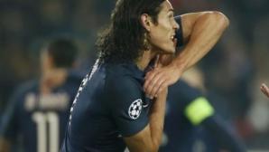 Кавани: Знаехме, че Лудогорец играе добър футбол