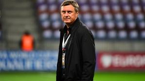 Александър Хацкевич вече не е треньор на Беларус