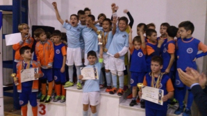 Купа и златни медали за Дунав на турнир в Гюргево