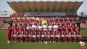 ЦСКА-София пак се снима за календар, куриозно може да няма треньор