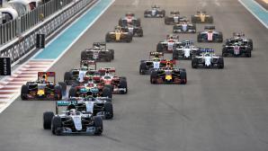 Формула 1 публикува стартовата решетка за сезон 2017