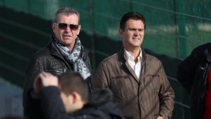 """Чандъров прави нов стадион за Септември в """"Красна поляна"""""""