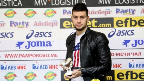 Играч №1 на XVI кръг: Преди избрах ЦСКА пред Левски, сега бих играл навсякъде