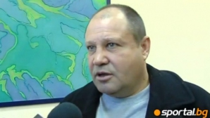 Петър Лесов  обнадежден за  женския бокс