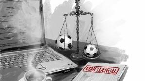 Лудостта на футбола бе разкрита от Football Leaks