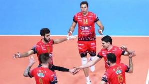 Бернарди се завърна с победа в Турция срещу Халкбанк на Плачи
