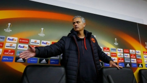 Моуриньо зачекна наведнъж Премиър лийг и УЕФА