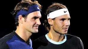 Бъдещето на тениса ще е тежко без Федерер и Надал