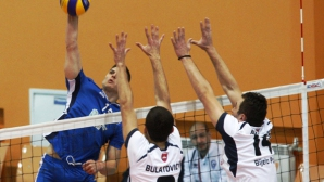 Симеон Александров: Играхме добре, победата като цяло беше лесна (видео)