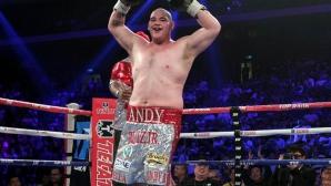 Анди Руиз: Готов съм да умра за световната титла