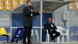 Гонзо тества двама от лидера в Трета лига