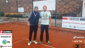 Иван Минков продължава възхода си в турнирите на ИТЛ