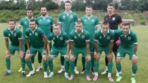Футболистите на Пирин вече няколко месеца без пари