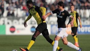 Групата на Ботев за мача в Бургас, Косоко отпада от сметките