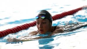Рангелова се класира на 24-о място на 100 метра съчетано плуване
