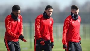 Депай и Шнайдерлин напускат Юнайтед през януари