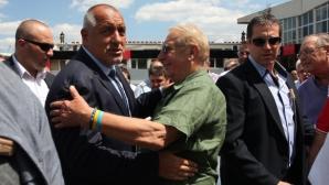 В Горна Оряховица очакват Бойко Борисов да открие стадиона