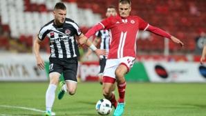 Локомотив ГО се надъхва за победа срещу ЦСКА-София