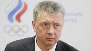 Шляхтин остава президент на Руската атлетическа федерация