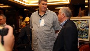 Любо Ганев: Школата на ЦСКА винаги е вадила таланти