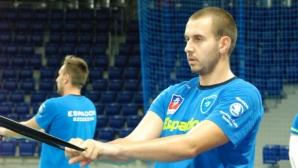 Георги Братоев: На теория има вариант да спра с волейбола (видео)