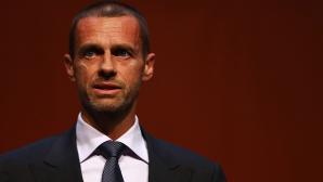 УЕФА категорично против идеята за световно първенство с 48 отбора