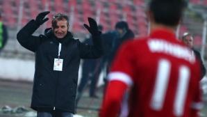 Гриша Ганчев: Стамен може да се справи до края на сезона