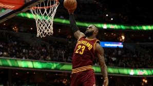 ЛеБрон стана 9-и най-добър реализатор в историята на НБА, Уестбрук изравни рекорд на Джордан