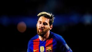 Меси и Барселона преговарят за нов договор