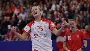 Норвегия и Дания завършиха първата групова фаза на Европейското първенство по хандбал