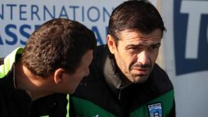 Росен Кирилов не очаква много голове на дербито Созопол - Витоша