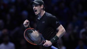 Исторически събития белязаха годината в тениса