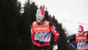 Норвежка доминация в ски-бягането в Давос