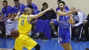 Черно море Тича с трета поредна победа в НБЛ