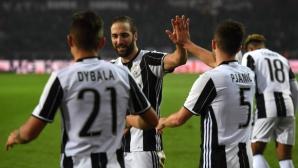 Торино - Ювентус 0:0, гледайте на живо!