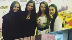 Стоянова и Матева специални гости на турнир по художествена гимнастика в Дубай