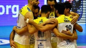 Силен Ники Учиков с 21 точки, UPCN с 6-а поредна победа в Аржентина (видео)