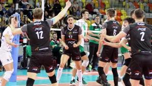 Ники Пенчев и СКРА с 4-а поредна победа в Полша