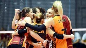Христина Русева и Галатасарай с 4-а загуба в Турция