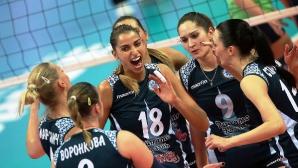 """Супер Ели с 11 точки, Динамо (Казан) взе """"българското"""" дерби в Русия"""