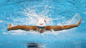 Китайска плувкиня отнесе 2-годишно наказание за допинг