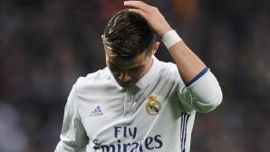 """Кристиано няма да присъства на церемонията за """"Златната топка"""""""