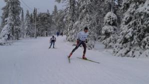 Цинзов отпадна в квалификациите в спринта от СК по ски-бягане