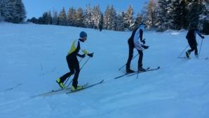 Дизела и Петър Иванов най-бързи в първия старт по ски алпинизъм