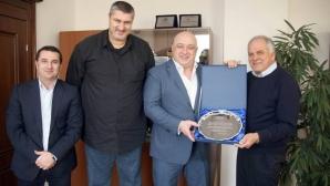 Любо Ганев: Русе отговори на всички условия за Световното 2018